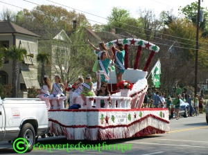 More floats