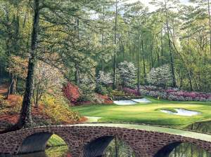 via http://artmight.com/Artists/Hartough-Linda/hallowed-ground-csg029-augusta-national-12th-hole-186724p.htm