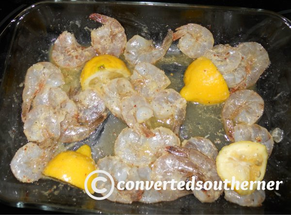 shrimp to cook