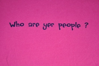 who are yer people
