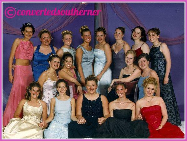 Senior Prom, April 2000