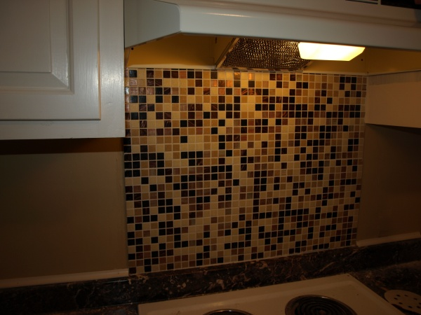 new backsplash