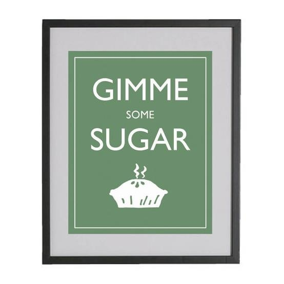 Gimme Some Sugar via Pinterest