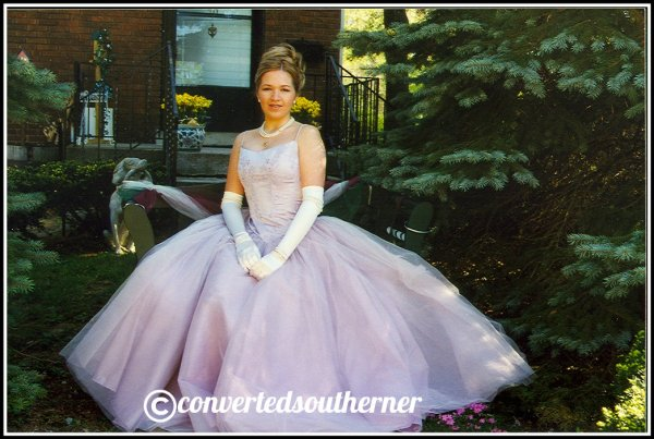 Junior Prom. I went with the princess dress.