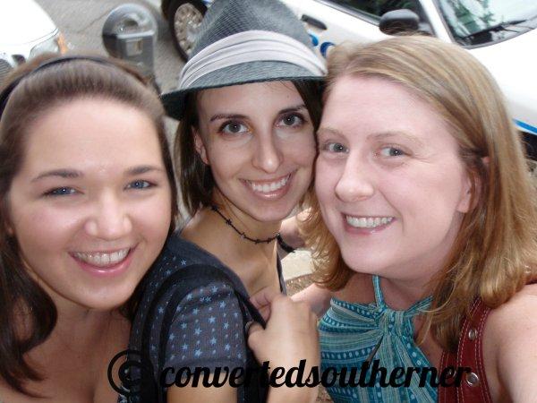 Girls night out. July 4, 2008