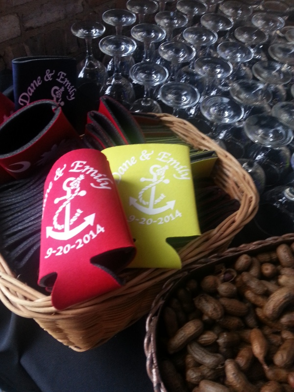 coozies!