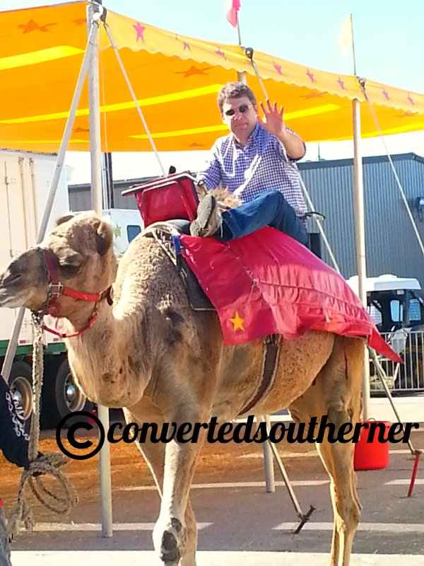 When Puff rode the camel.... and then smelled like camel. I love my friends, I love them even more when they let me take funny pictures of them.