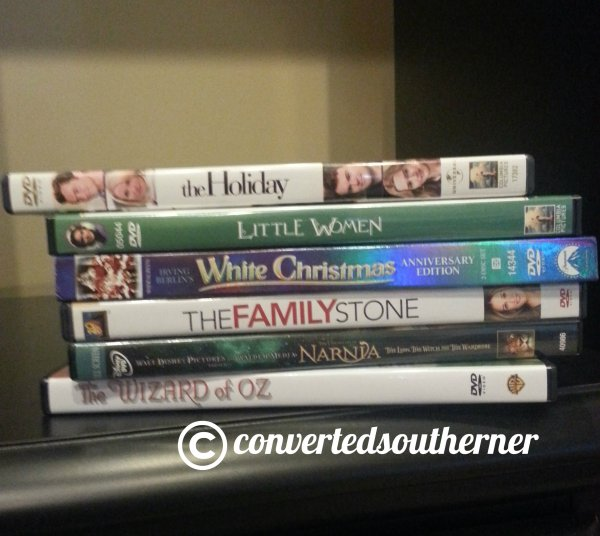 some of my fave holiday movies!