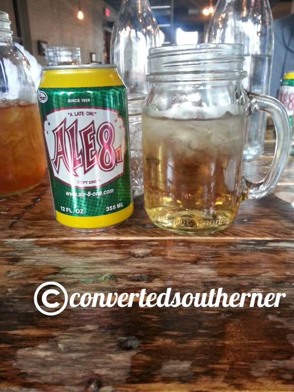 Ale 8! A childhood fave and Kentucky made!