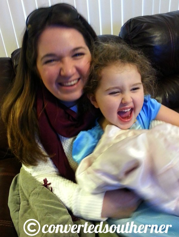 I got lots of snuggles and laughs with my Lili.