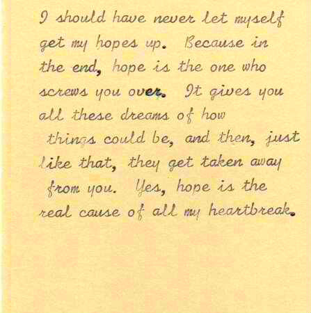via Pinterest  Honestly. For me relationships have been hard this semester. And I mean in all forms this quote can be a bit accurate. From talking about eros love, storage love, agape love or philia love.... they can all be a little touch at times.