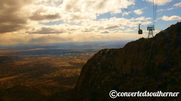 I spent several days in Albuquerque, New Mexico!