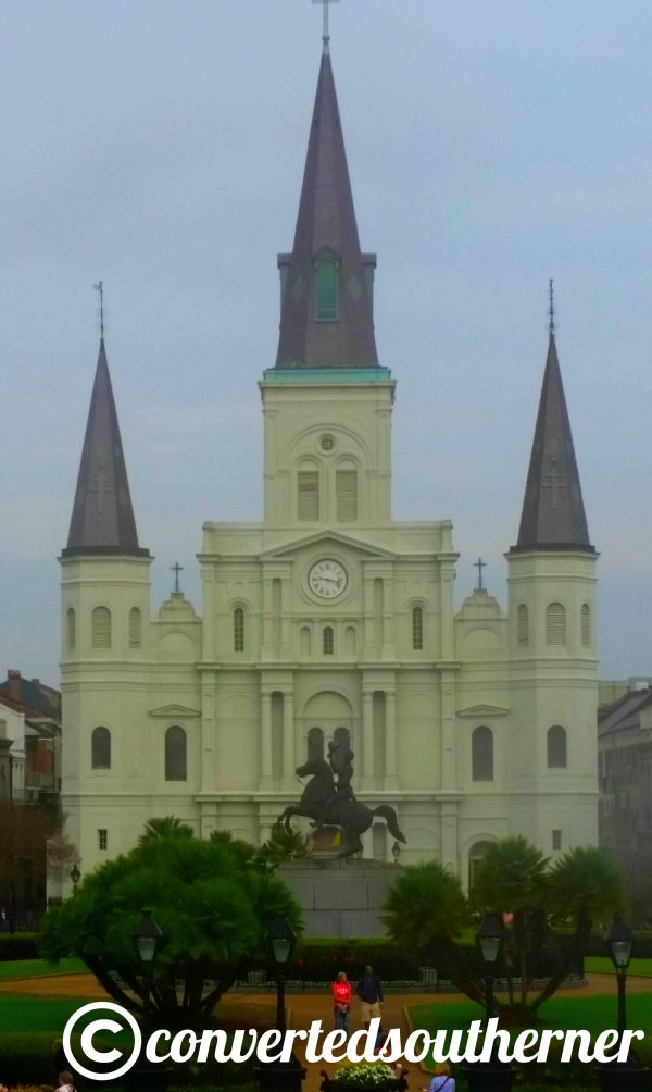 A week later I then spent a week in New Orleans, LA.